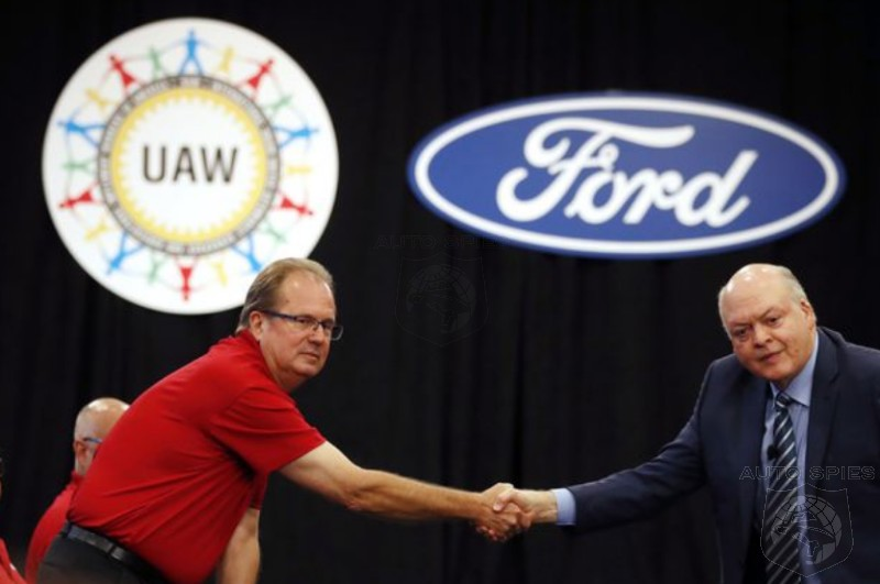 Ford And UAW Come To An AGREEMENT! Next Up...FCA...