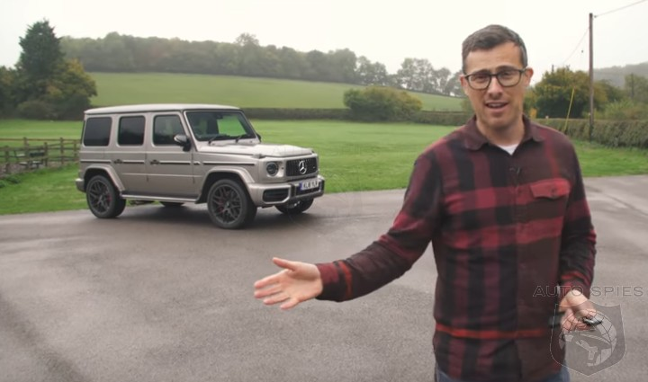 DRIVEN + VIDEO: So, What's The All-new Mercedes-AMG G63 REALLY Like?