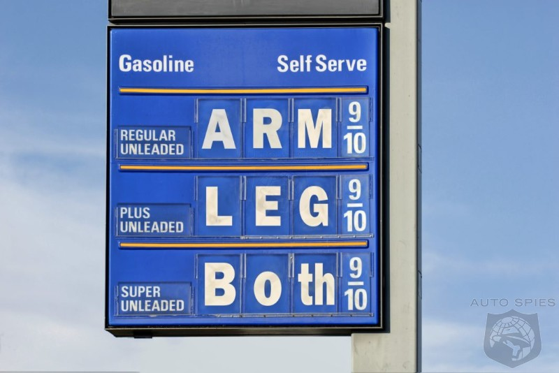Gas Prices Are Trending ONE Way This Fall...DOWN