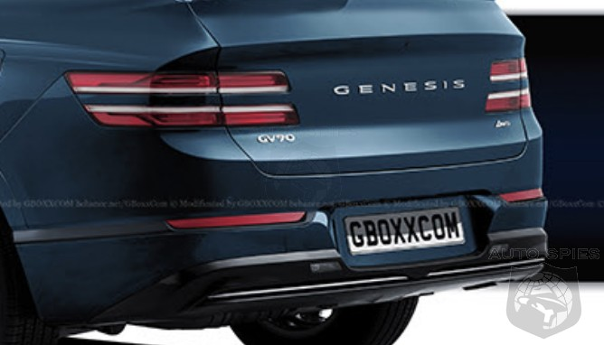AWESOME or AWFUL? IF Genesis Took On The X6 And GLE Coupe With The GV80, Would YOU Be Onboard?