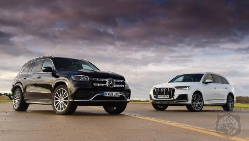SUV WARS! Which WINS In A Head-to-Head? Audi Q7 vs. Mercedes GLS...
