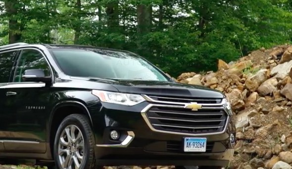 DRIVEN + VIDEO: So, What's Consumer Report's FIRST Impressions Of The All-new Chevrolet Traverse?