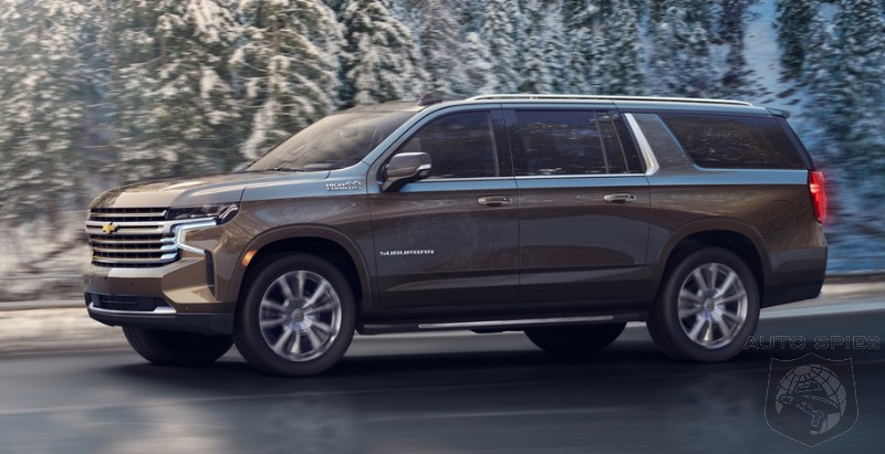 OFFICIAL! Pricing DETAILED For The 2021 Chevrolet Suburban. Verdict?