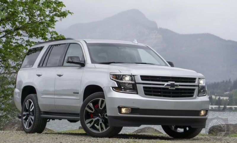 RECALL ALERT: General Motors RECALLS 3+MM Trucks And SUVs For Brake Issue