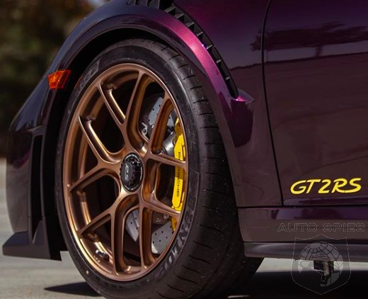 Is THIS The BEST Paint To Sample Porsche 911 GT2 RS You've Seen?