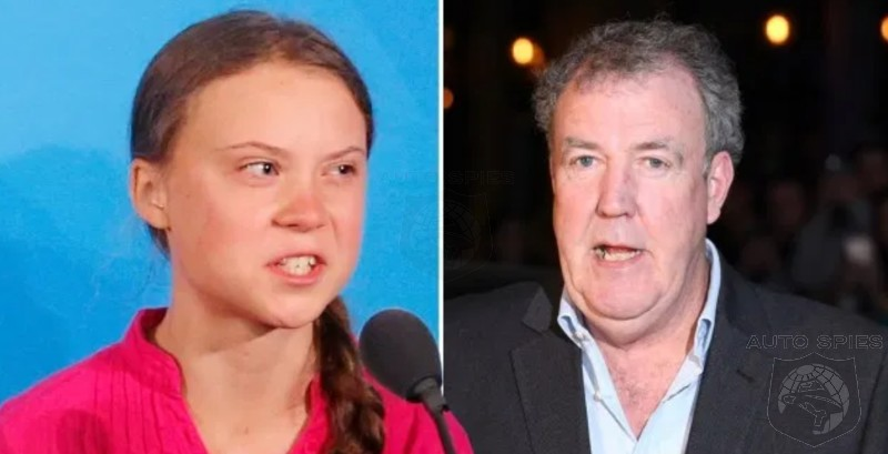 The Grand Tour's Jeremy Clarkson RIPS Into Climate Activist, Greta Thunberg — SEE What He Said HERE