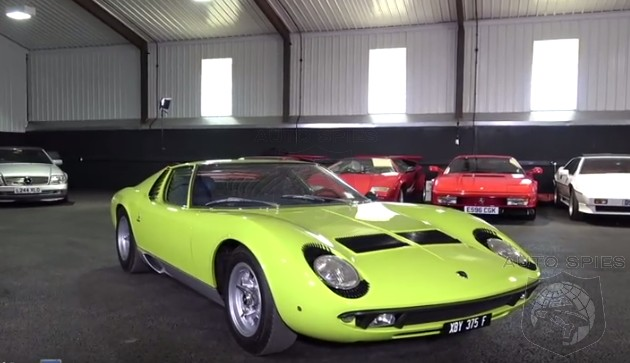VIDEO: Harry Metcalfe Gives Us A Proper Debrief On One Of The FIRST Supercars, The Lamborghini Miura