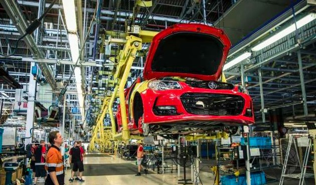 End Of The Line For GM In Australia — How Happy Are The Globalists?