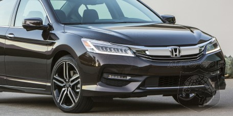 OFFICIAL: FIRST Look And Details About The REFRESHED 2016 Honda Accord