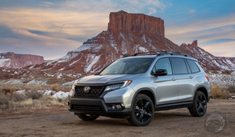 DRIVEN + VIDEO: Consumer Reports Weighs In On The All-new Honda Passport — So, What's The Low Down?