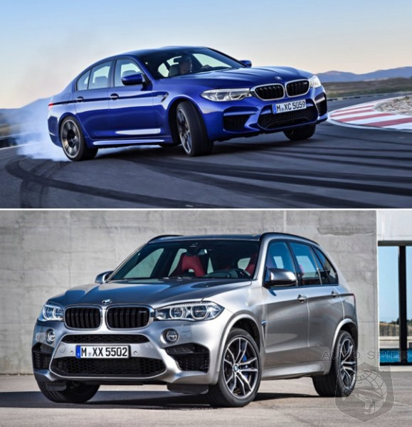 WHICH Would You Rather? A High-performance Sports Car OR A High-performance SUV?