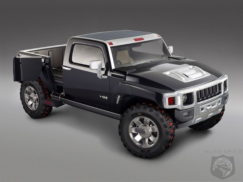 RUMOR! Hummer's BACK And Will Relaunch With A Super Bowl Ad Featuring WHICH High-profile Star?!