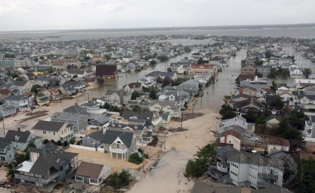 Hurricane Sandy Leaves A Trail Of Tears In The Northeast - What Would Have Been The OPTIMAL Ride To Battle Mother Nature?