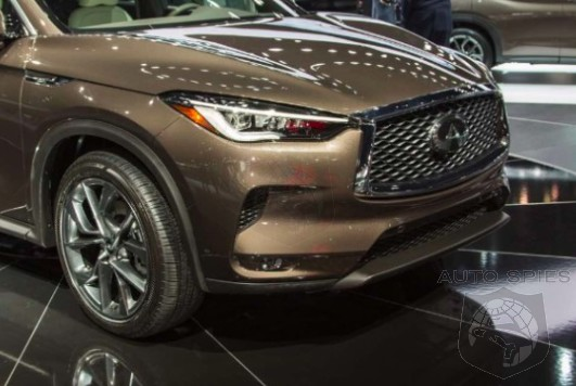 #LAAUTOSHOW: STUD or DUD — Does The All-new Infiniti QX50 Move The Needle For You At All?