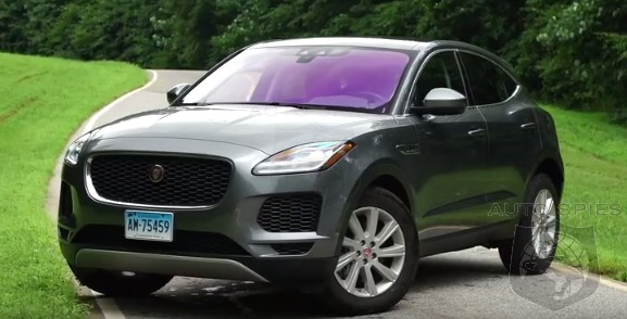 DRIVEN + VIDEO: Did Jaguar SWING And MISS With The All-new E-Pace? Consumer Reports Weighs In...