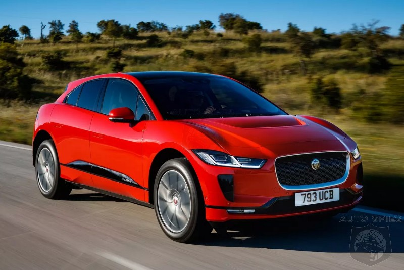 #GIMSSWISS: The Jaguar I-Pace WINS The 2019 European COTY