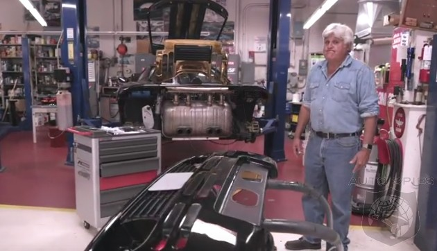 VIDEO: Jay Leno Gives Us Just A Taste Of What A McLaren F1 Sounds Like UNCORKED...