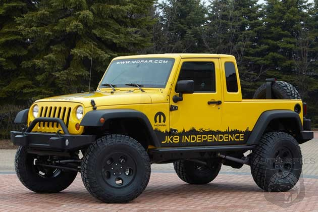 Should Jeep Grab A RAM By The Horns And Private Label Their Own