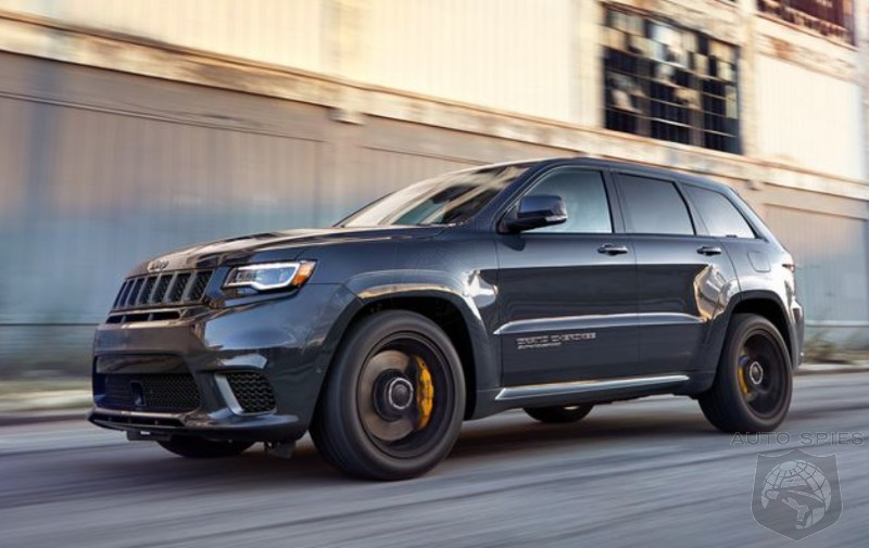 AWESOME or AWFUL? 51 Year-old NJ Man Arrested For Doing 142 MPH In A Jeep Grand Cherokee SRT Trackhawk