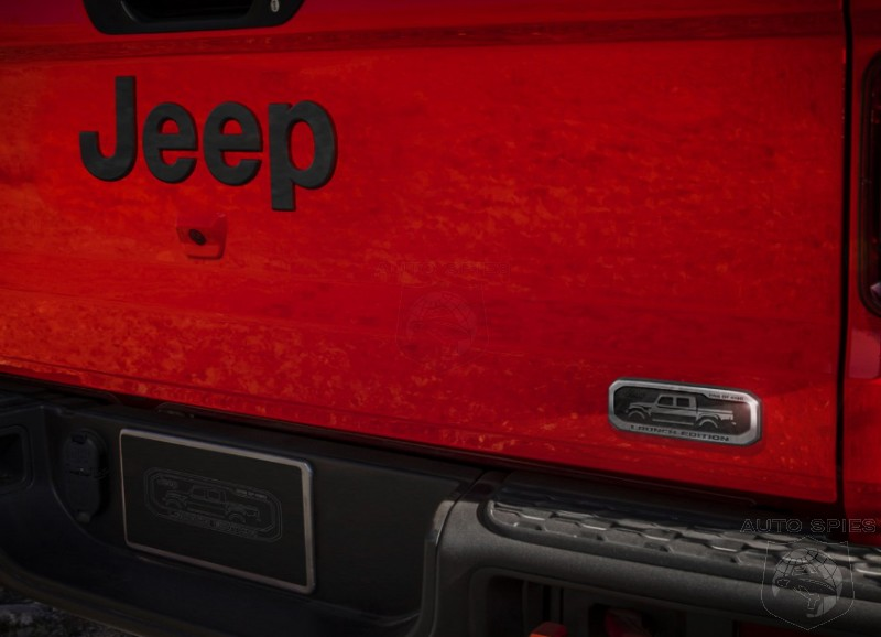 Is The Jeep Gladiator About To Go On A Sales Tear? Launch Edition That Costs $61k SOLD OUT In 24h...