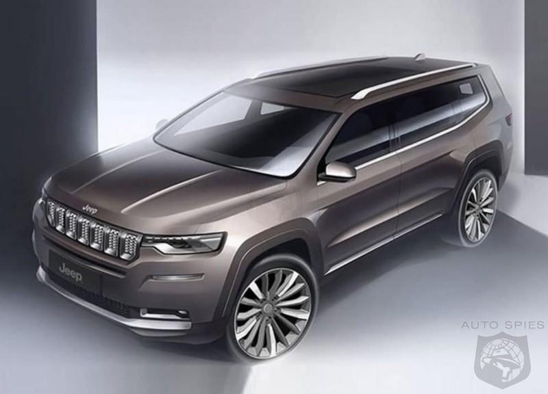 Will The Upcoming Jeep Grand Wagoneer Look BETTER Or WORSE Than The Kia Telluride?