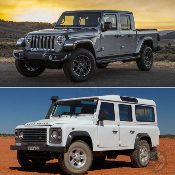 NOW That The Jeep Gladiator Is HERE, Should The Wrangler Portfolio Add A Three-row, Defender 110-inspired Off-roader?