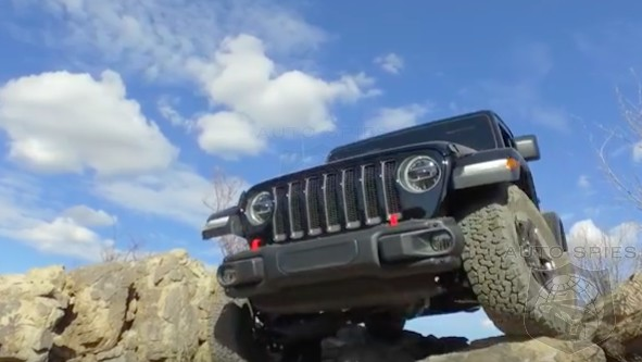 DRIVEN + VIDEO: So, What's The All-new, 2018 Jeep Wrangler REALLY Like?