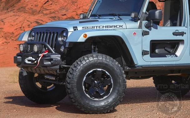 Photo OVERLOAD: We Show You ALL The HOT Jeeps Brought To The Moab Easter Jeep Safari