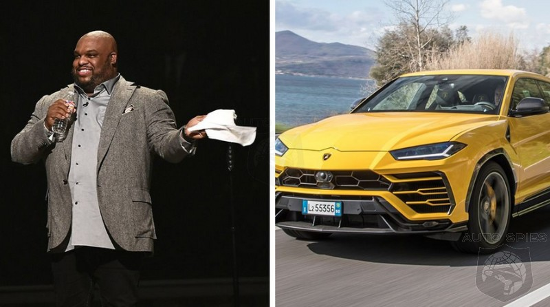PRAISE Jesus! Megachurch Paston, John Gray, Buys His Wife A Lamborghini Urus And Comes Under Fire
