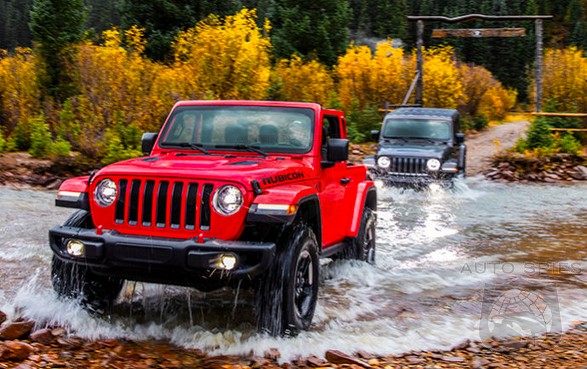 EXCLUSIVE: All-new Feature On The Latest Jeep Wrangler (JL)! Rotten Resale Value!