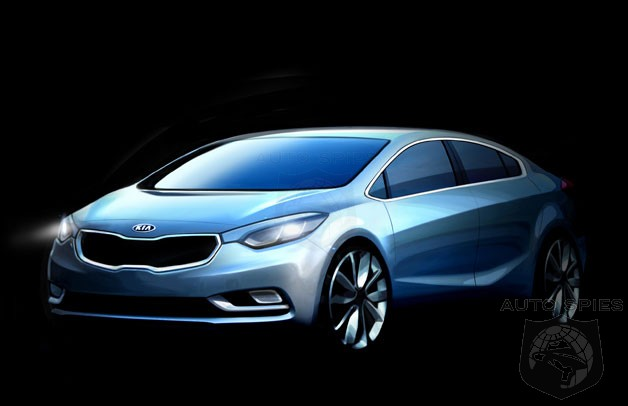 SKETCHED OUT: So, It's Clear That KIA Has The Styling Part Down - What ELSE Does It Need To Succeed?