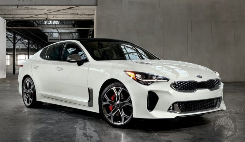 The Kia Stinger Has Underperformed, Especially In North America — Should They KILL It Or KEEP It?