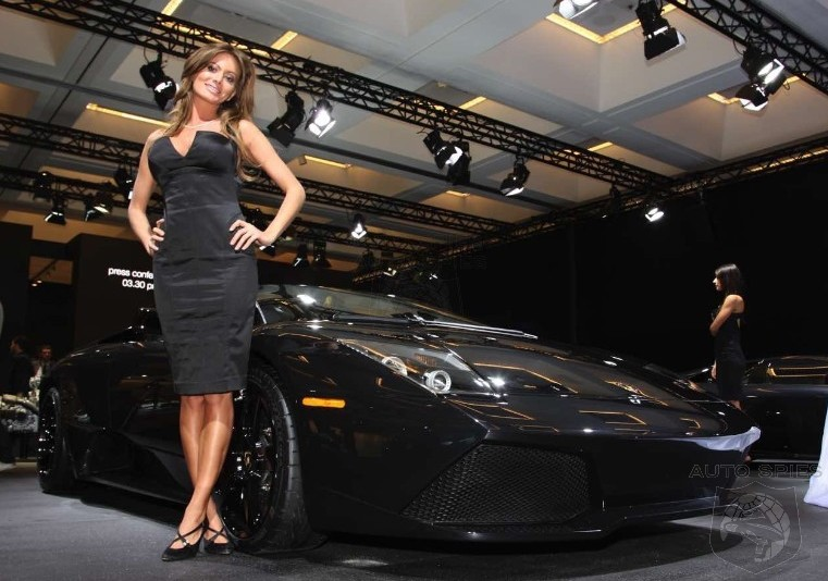 #LAAutoShow: The Agents Whet Your Appetite For LAAS With HOT Cars And HOT Pics...