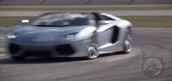 VIDEO: How Much Better Can The Lamborghini Aventador Get?