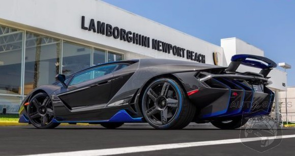 VIDEO: UNBOXED! This Is What It's Like To Have A Lamborghini Centenario Delivered