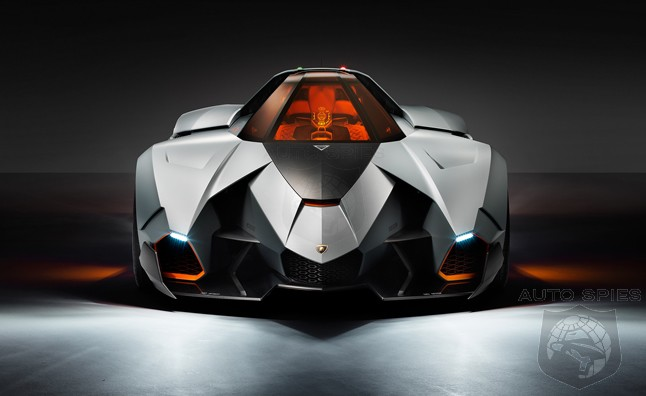 Say It Isn't So, Lamborghini! Are Beautiful Car Designs Forgotten?