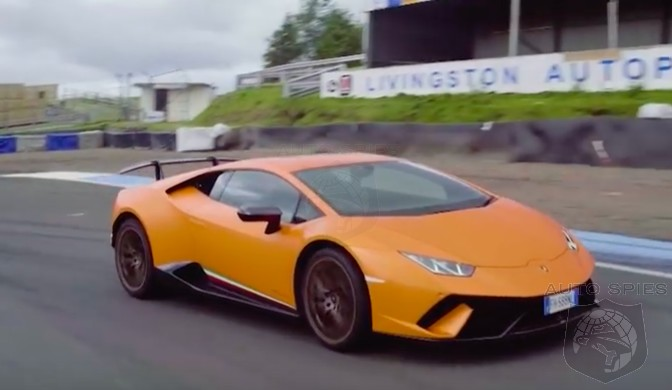 DRIVEN + VIDEO: Top Gear's Chris Harris Wrings Out The Lamborghini Huracan Performante — The Verdict?