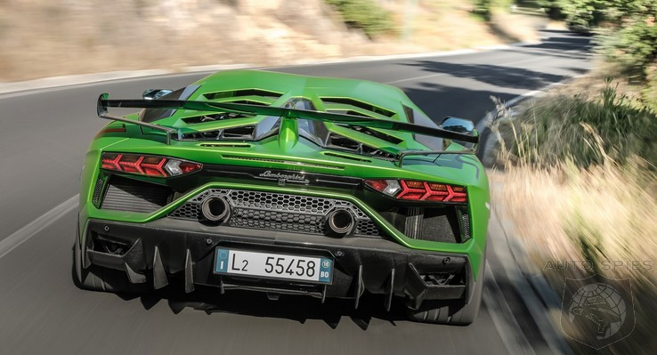 DRIVEN: Is The All-new 'Ring King ALL It's Cranked Up To Be? FIRST Drive Of The All-new Lamborghini Aventador SVJ