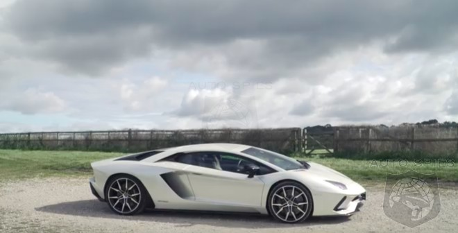 DRIVEN + VIDEO: The Updated Lamborghini Aventador S Is An Improvement BUT Can It Do Hand-to-Hand Combat With The 720S And 488 GTB?