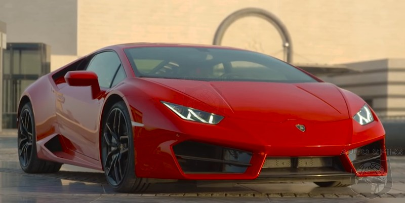 driven video so what 39 s a rear wheel drive lamborghini huracan really like autospies auto news. Black Bedroom Furniture Sets. Home Design Ideas