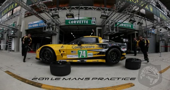 VIDEO: The 24 Hours Of Le Mans Takes Place This Weekend - See How Team Chevy Makes It Happen