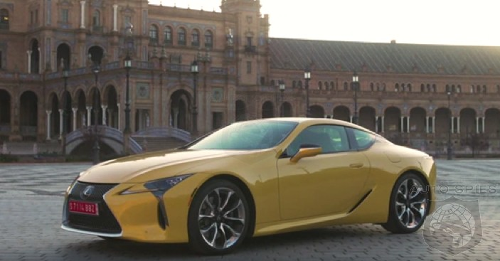 DRIVEN + VIDEO: So, What Is The All-New, HOTTEST Lexus, The LC500 REALLY Like?