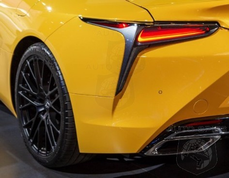 #LAAutoShow: Lexus Goes ALL IN With The LC500, Shows It In Yellow — Is It AWESOME or AWFUL?