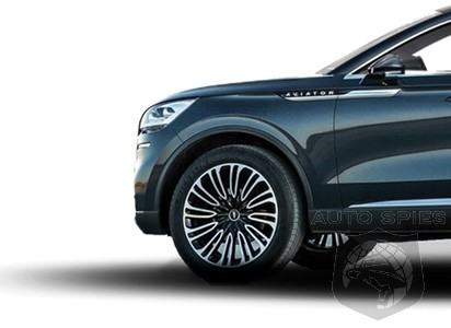 RENDERED SPECULATION: What IF The All-new Lincoln Aviator Got The X6/GLE Coupe Treatment?