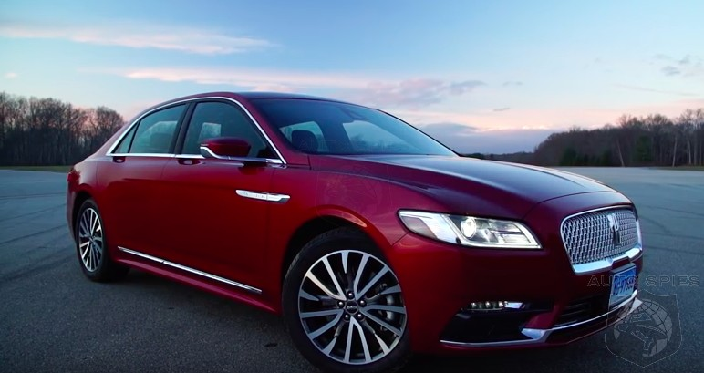 VIDEO: Is Consumer Reports Onto Something Or Being UNFAIR To The All-New Lincoln Continental?