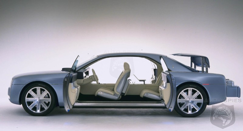 FINALLY, Lincoln Gets It Right! Suicide Doors Are Coming BACK To The Continental!