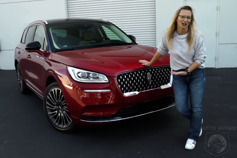 Driven Video Does The All New Lincoln Corsair Have The