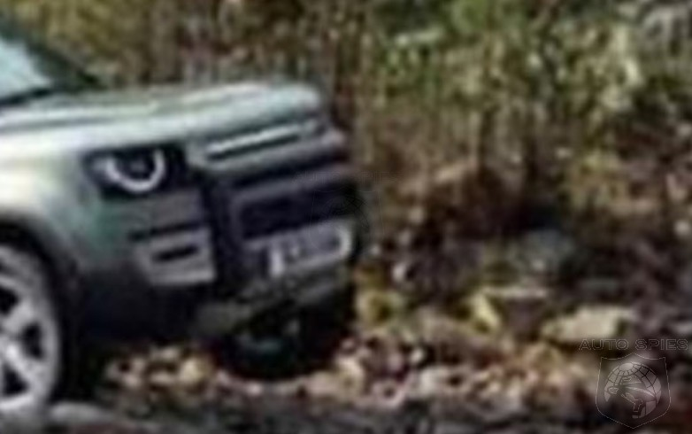 #IAA: LEAKED! The Land Rover Defender Gets EXPOSED Before Its Official Reveal — Get Your FIRST LOOK!
