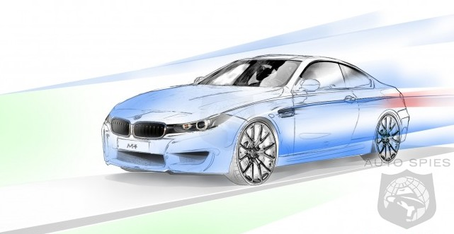RENDERED SPECULATION: Do YOU Think THIS Gives Us A GOOD Idea Of How The All-New BMW M3 Coupe Will Look?