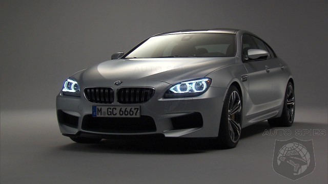 Video So You Ve Seen The Bmw M6 Gran Coupe But You Haven